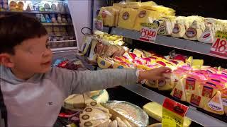 Experiências em Supermercado