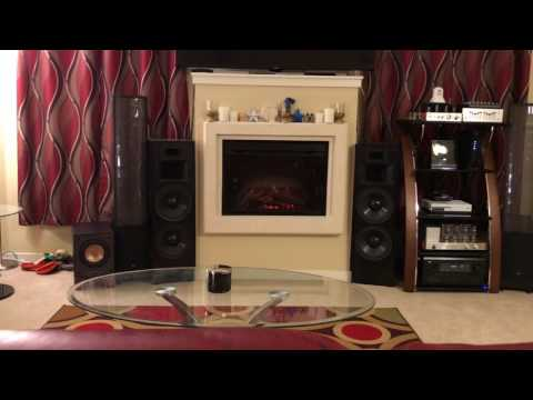 Klipsch Legend Series KLF-20 Full Review With Audiophile Music Demo
