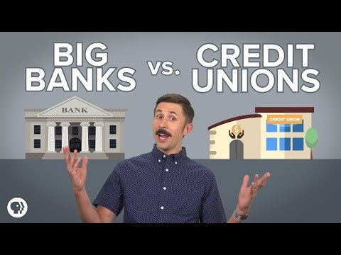, title : 'Are credit unions better than big banks?