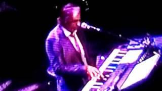 "John Cale sings ""Amsterdam"" London 2010"