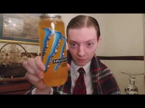 Monster Hydro Tropical Thunder - Energy Drink Review