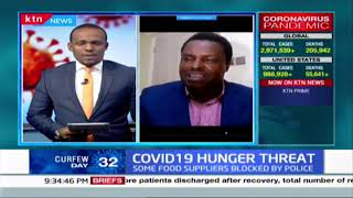 How serious is the threat of food insecurity in the next few months? Governor Njuki\'s perspective