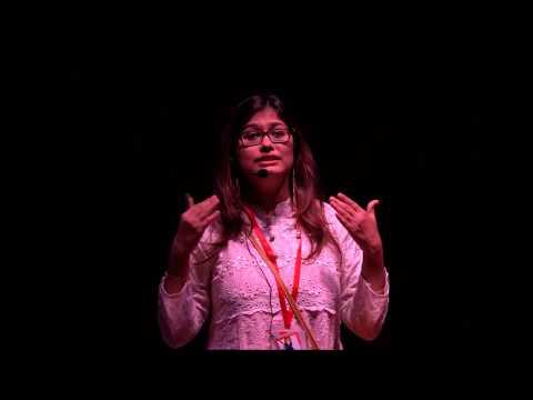 Face reading-Unconscious observation to conscious knowledge | Mukta Vora | TEDxGCET