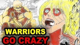 Annie & Reiner's Crazy Plan!! Attack On Titan Chapter 96 Review (Shingeki No Kyojin)