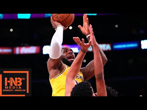 LeBron James (18 pts, 3 reb, 4 ast) Full Highlights vs Kings | 04.10.2018, NBA Preseason