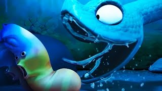 LARVA - OVNI | 2016 Película Completa | Dibujos animados para niños | LARVA Oficial