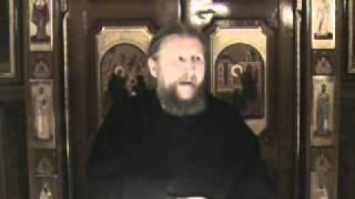 Деяния св. Апостолов,лекция 02 ,о. Сергий(Коваль)