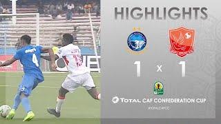 CC CAF : Enyimba FC 1-1 Horoya AC