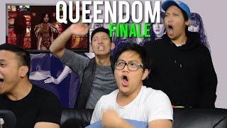 퀸덤 Queendom FINALE Reactions!