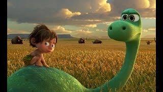 The Good Dinosaur Full Movie English - Best Cartoon 2017
