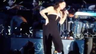 preview picture of video 'Concerto di Laura Pausini alla Reggia di Caserta 15/07/14'