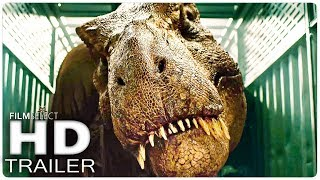 JURASSIC WORLD 2: REGNO DISTRUTTO Trailer Italiano (2018) - dooclip.me