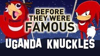 UGANDA KNUCKLES | Before They Were Famous MEME | DO YOU KNOW DA WAE ?