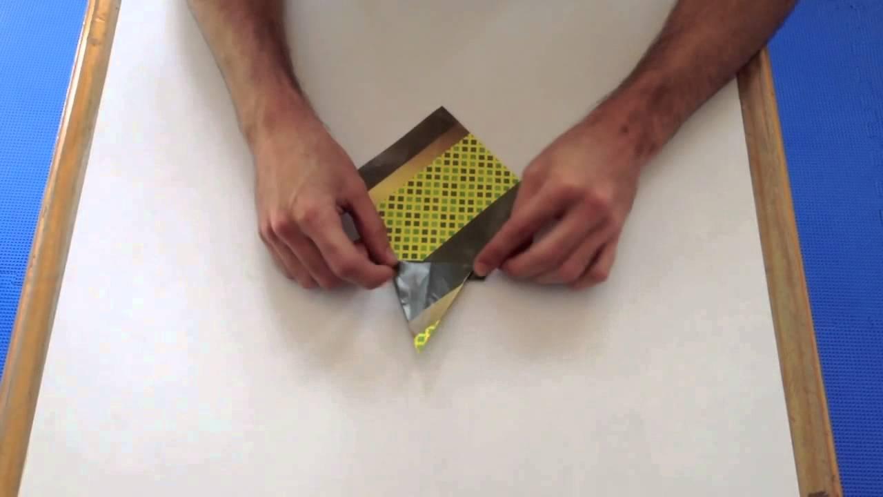 Origami : Corbata para papá en su día