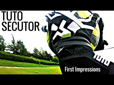 New Tuto Secutor Goalkeeping Gloves First Impressions