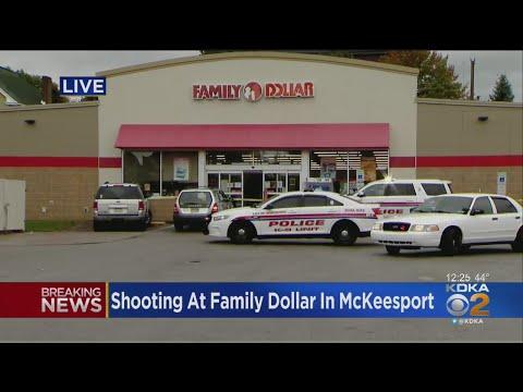 Person In Critical Condition Following McKeesport Family Dollar Shooting
