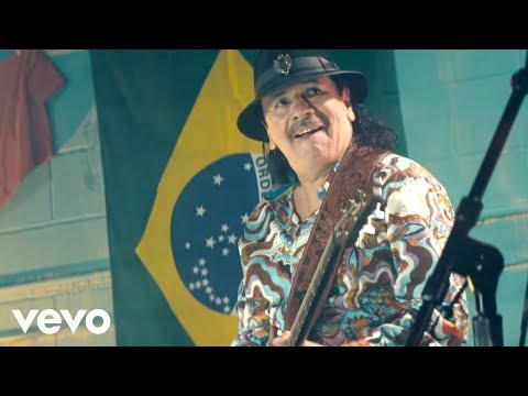 Ouvir Dar Um Jeito (We Will Find a Way) (feat. Santana,Wyclef & Alexandre Pires)