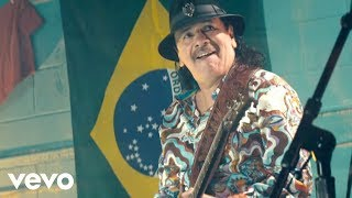 Dar Um Jeito (We Will Find a Way) - Carlos Santana (Video)