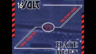 The Remix Wars: Strike 3 - 16 Volt vs Hate Dept - 04 - Defensive (Loose and Trash Mix)