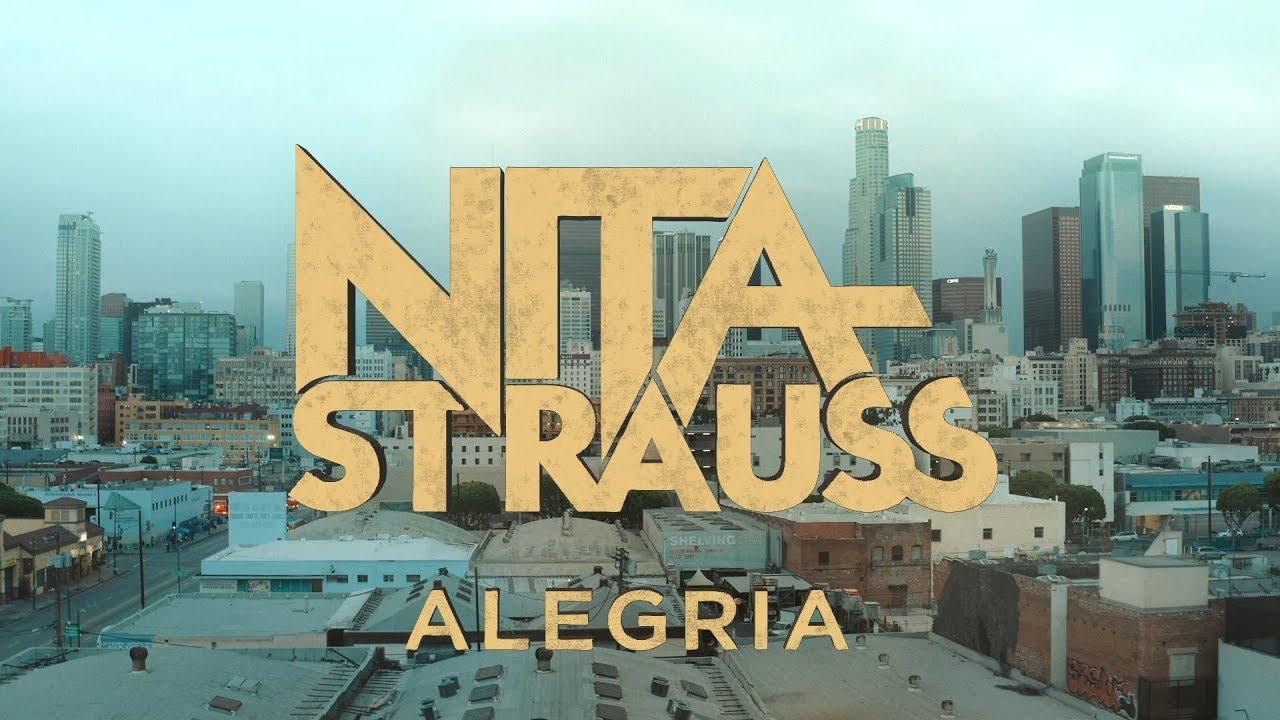 NITA STRAUSS - Alegria