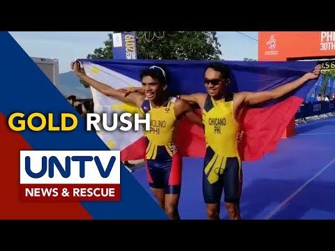 [UNTV]  Team Philippines surpasses 2017 SEA Games record