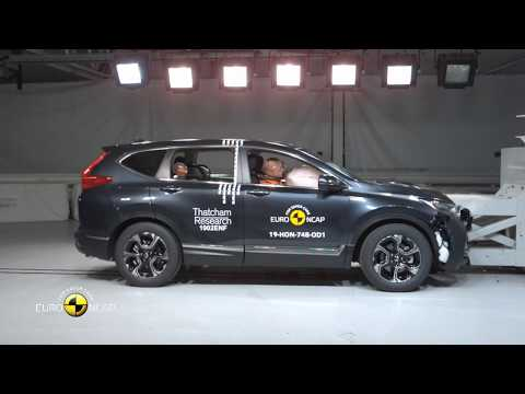 NCAP: Honda CR-V