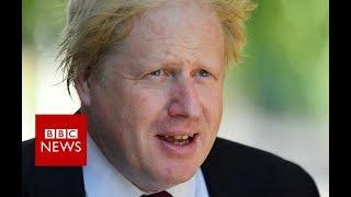 Boris Johnson burka row explained - BBC News