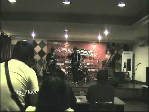 1st place-Asian Beat Yamaha 2012