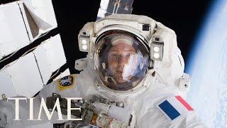Watch LIVE: NASA International Space Station Spacewalk Livestream | TIME