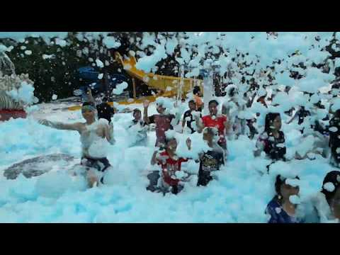 Foam Party @Ciputra Waterpak Bali