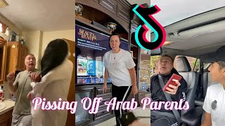 Pissing Off Arab Parents #Part 2   Ultimate Tiktok Videos Compilation