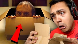 SOMEONE'S INSIDE THIS BOX (SCARY SHORT FILMS)