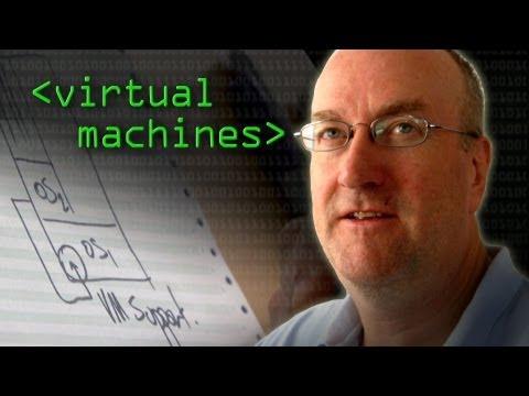 How Virtual Machines Run The Cloud