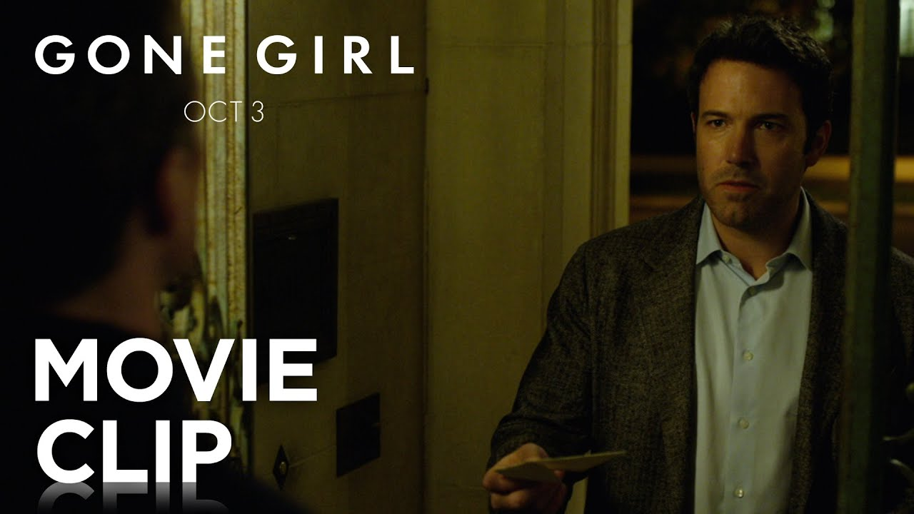 Gone Girl - Nick at Desi's House