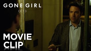 """Nick at Desi's House"" Clip - Gone Girl"