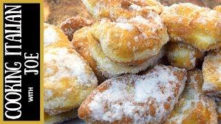 Fried Dough | Cooking Italian with Joe