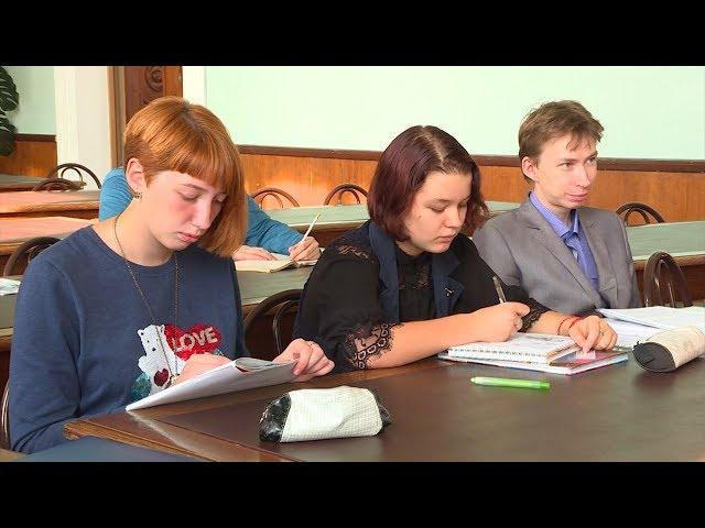 Студии молодых литераторов исполнился год