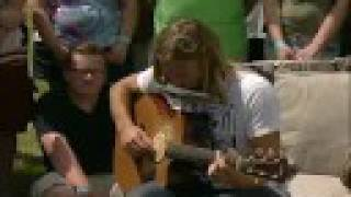 "Jon Foreman Switchfoot unplugged ""Southbound Train"" Lifest"