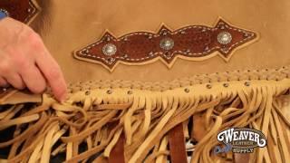 Leather Fringe Cutting Basics