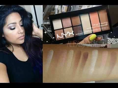 Harga Nyx Cosmetics Go To Palette Murah