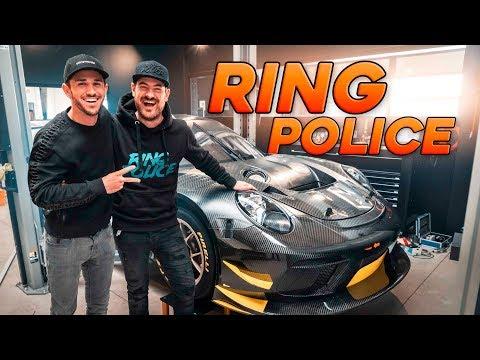 Zu Besuch bei RING POLICE! | UFO 2.0 | Daniel Abt