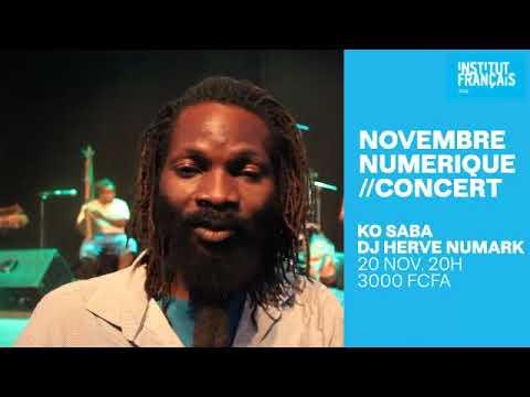 Concert : Ko Saba / DJ Hervé