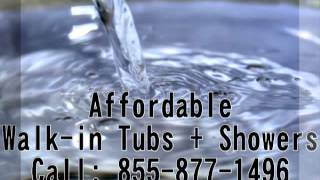 preview picture of video 'Install and Buy Walk in Tubs Hanford, California 855 877 1496 Walk in Bathtub'