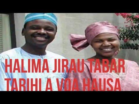 Halima Jimrau Ta Bar Tarihi A VOA Hausa Kafin Tai Bankwana Da Aiki