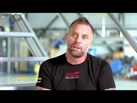 Video trailer för Cornwall Air 999