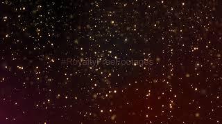 shimmering golden particles | sparkling golden particles | sparkle particles overlay | Royalty Free