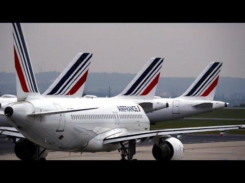 Air France: Πράσινο φως για κρατική ενίσχυση