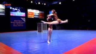 KLARA SENICA & LANA SMOLNIKAR - incaptivity | Jan Ravnik Choreography