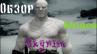 Обзор модов Skyrim ►Громила Азог► # 3