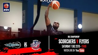 2019-20 BBL Championship: Surrey Scorchers v Bristol Flyers - 7 Dec 2019